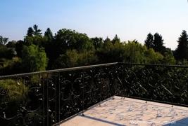 Dachgeschoss Terasse