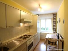 Küche im eigenen Raum