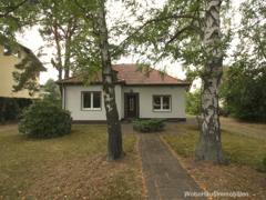 Ein schönes Haus im Birkenhain