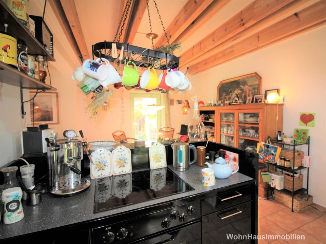 Küchenzeile als Raumteiler
