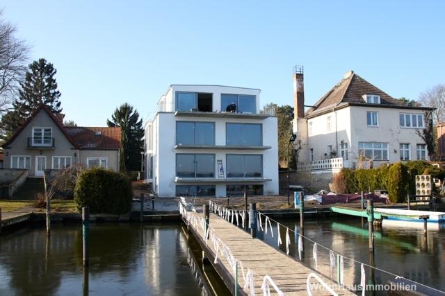 Fertigstellung der Balkone zum Langen See