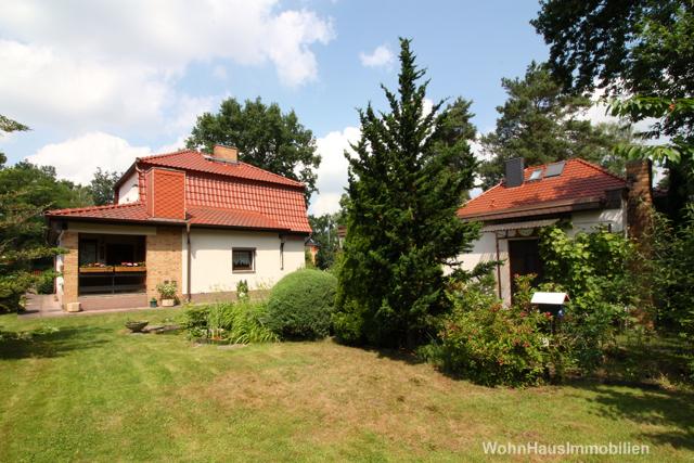 Haus mit großem Garten in Eichwalde