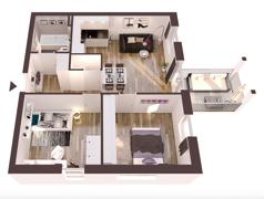 3 Zimmer C1