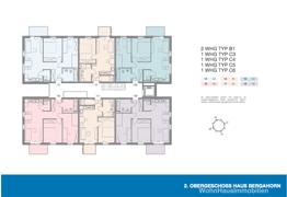 A3 Bergahorn Etagenplan 2OG