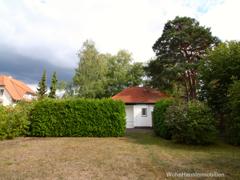 Kleines Haus im Park