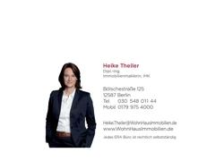 Heike Theiler gerne für Sie vor Ort
