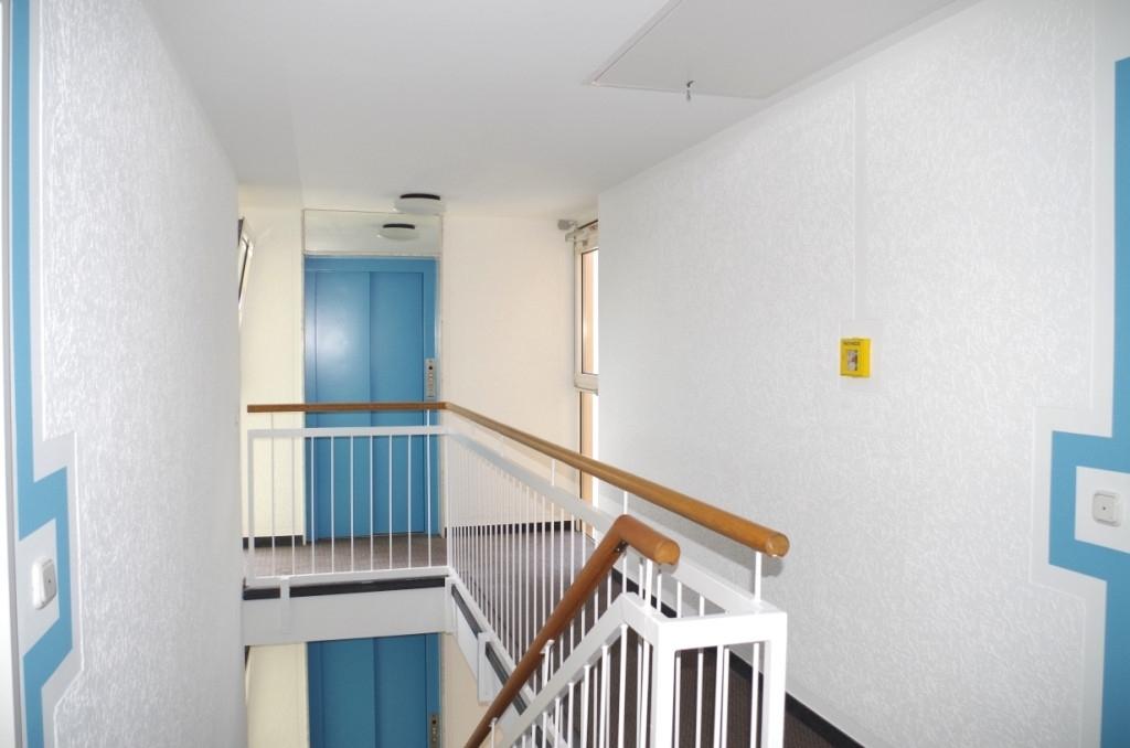 Treppenhaus - 2017 renoviert