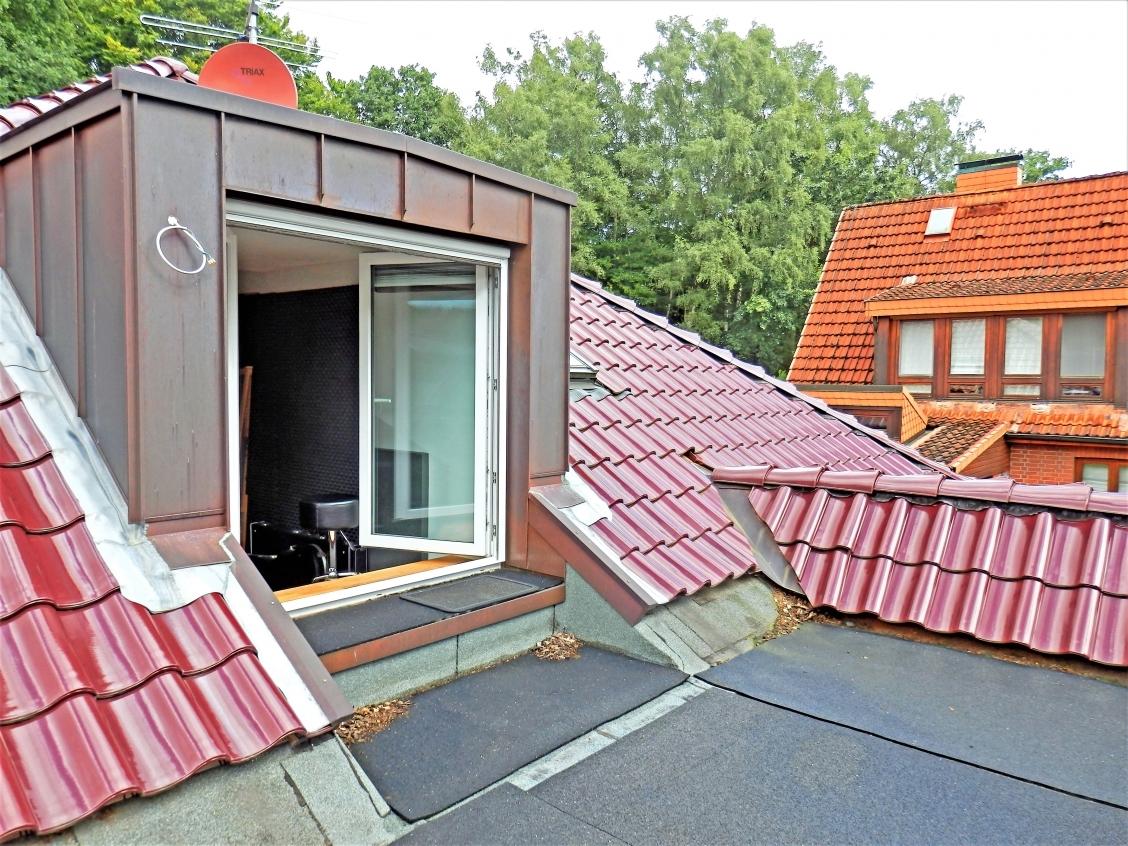 Dachterrasse OG
