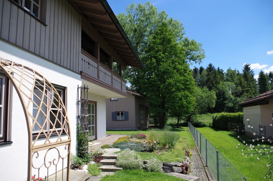 Garten 5 mit Terrasse A