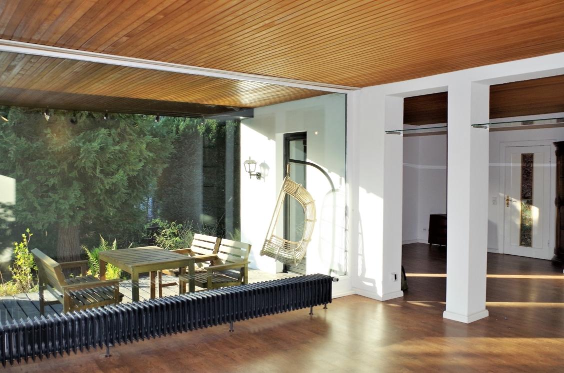 Wohnen - Terrasse