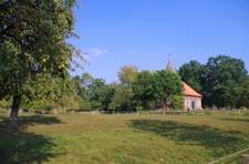 Grundstück - Blick nach Osten