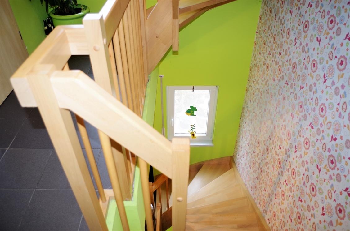 Treppenhaus zum DG