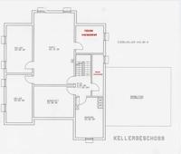 Grundriss Keller übertragen