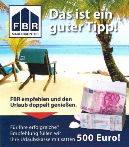 Ihr 500 € Tipp!