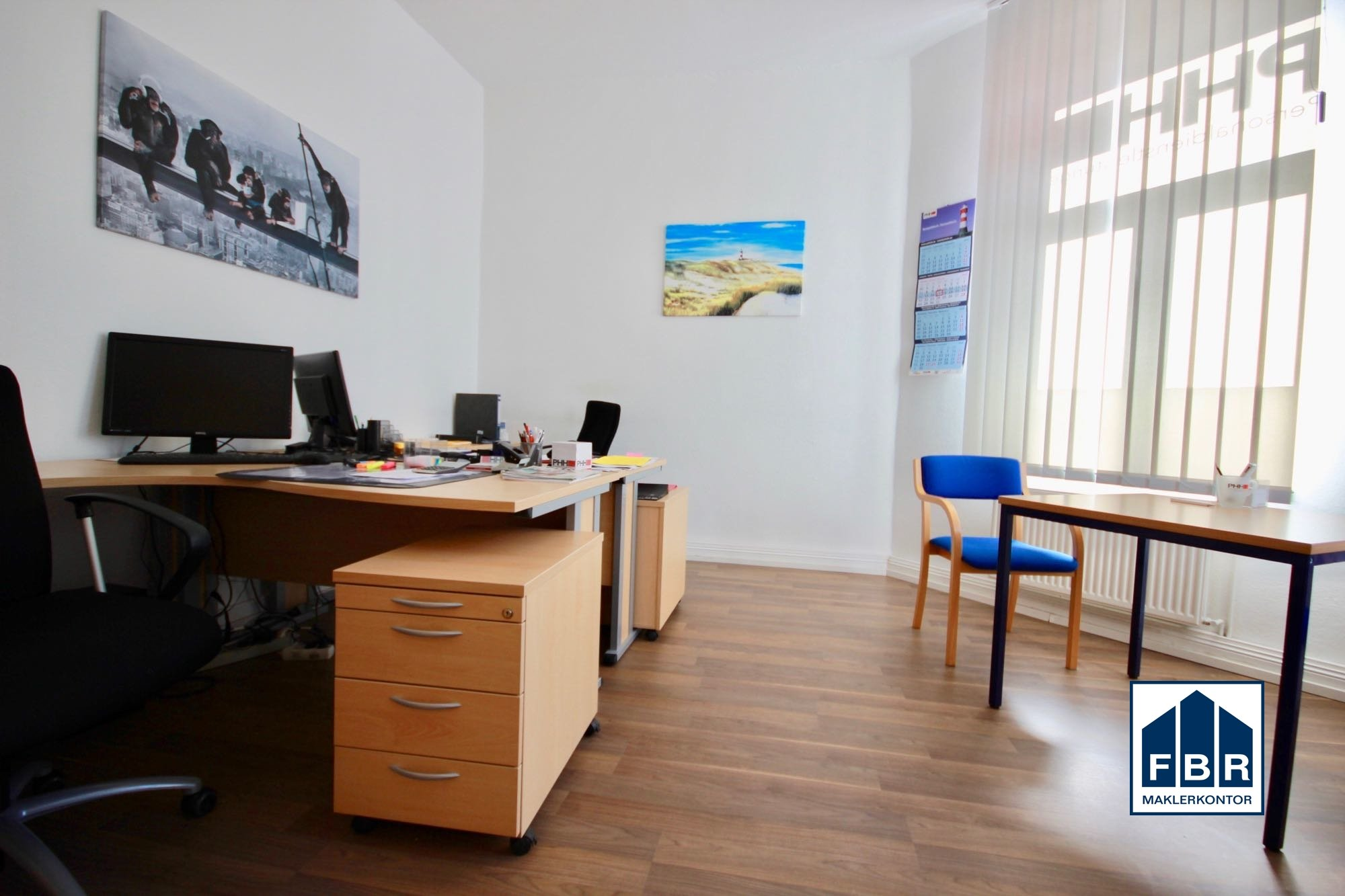 Büroräume weitere Ansicht