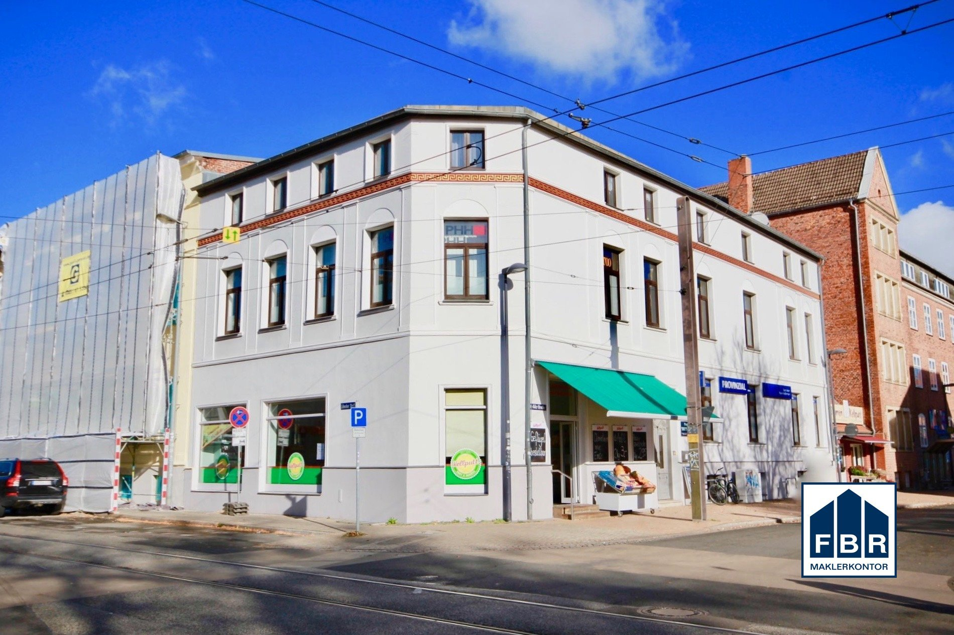 stadtbekanntes Geschäftshaus