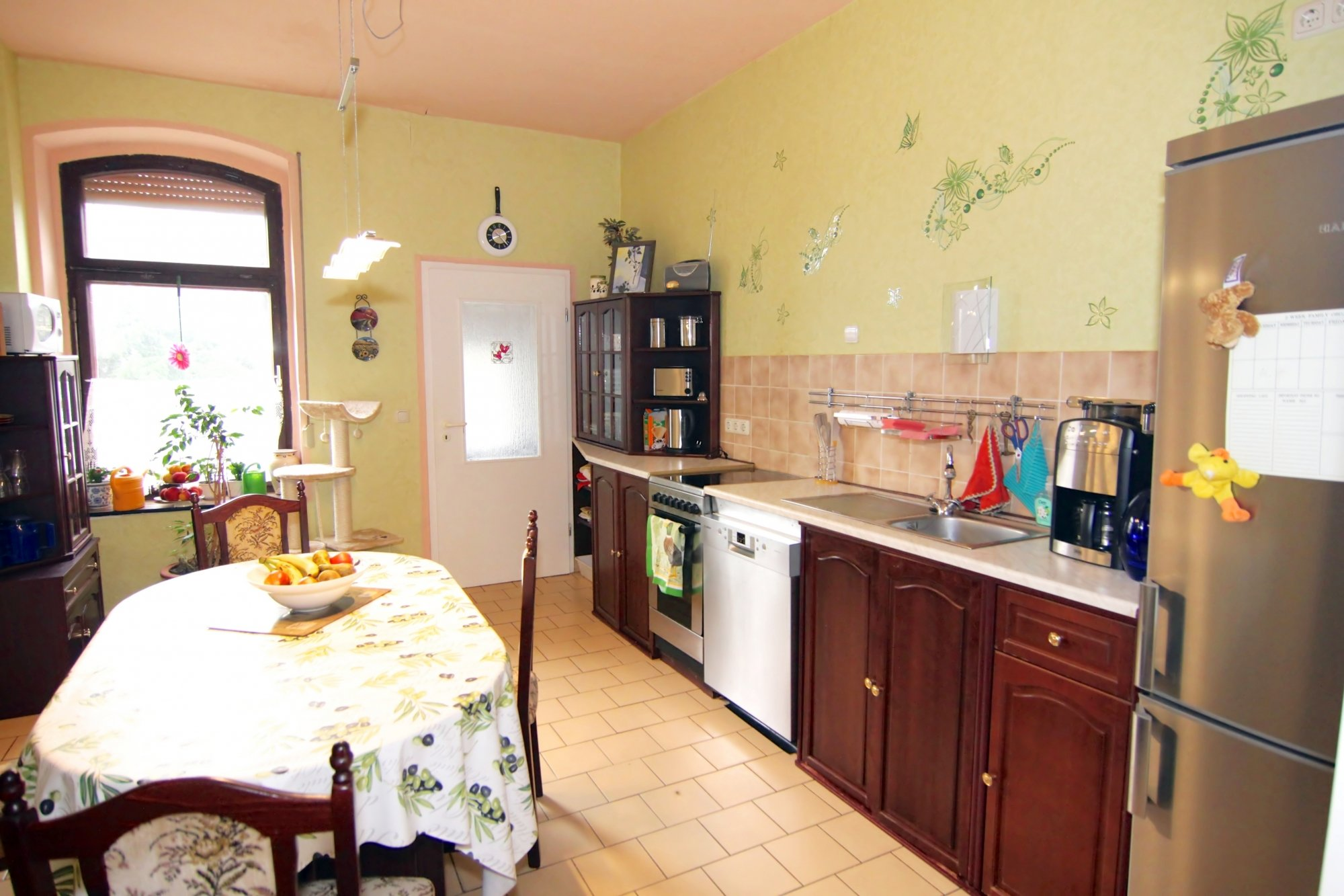 Die Küche Teil 1