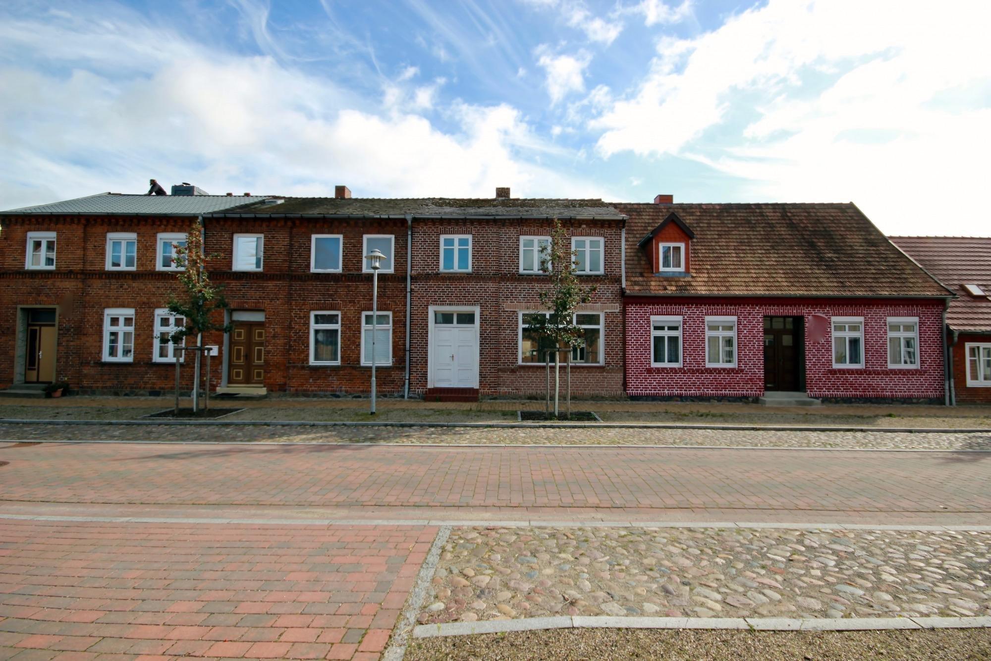 Stadthaus in Ludwigslust