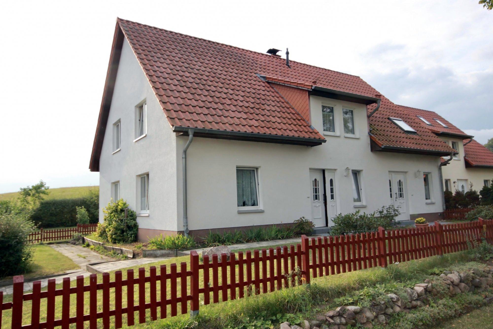 Doppelhaus mit Einliegerwohnung