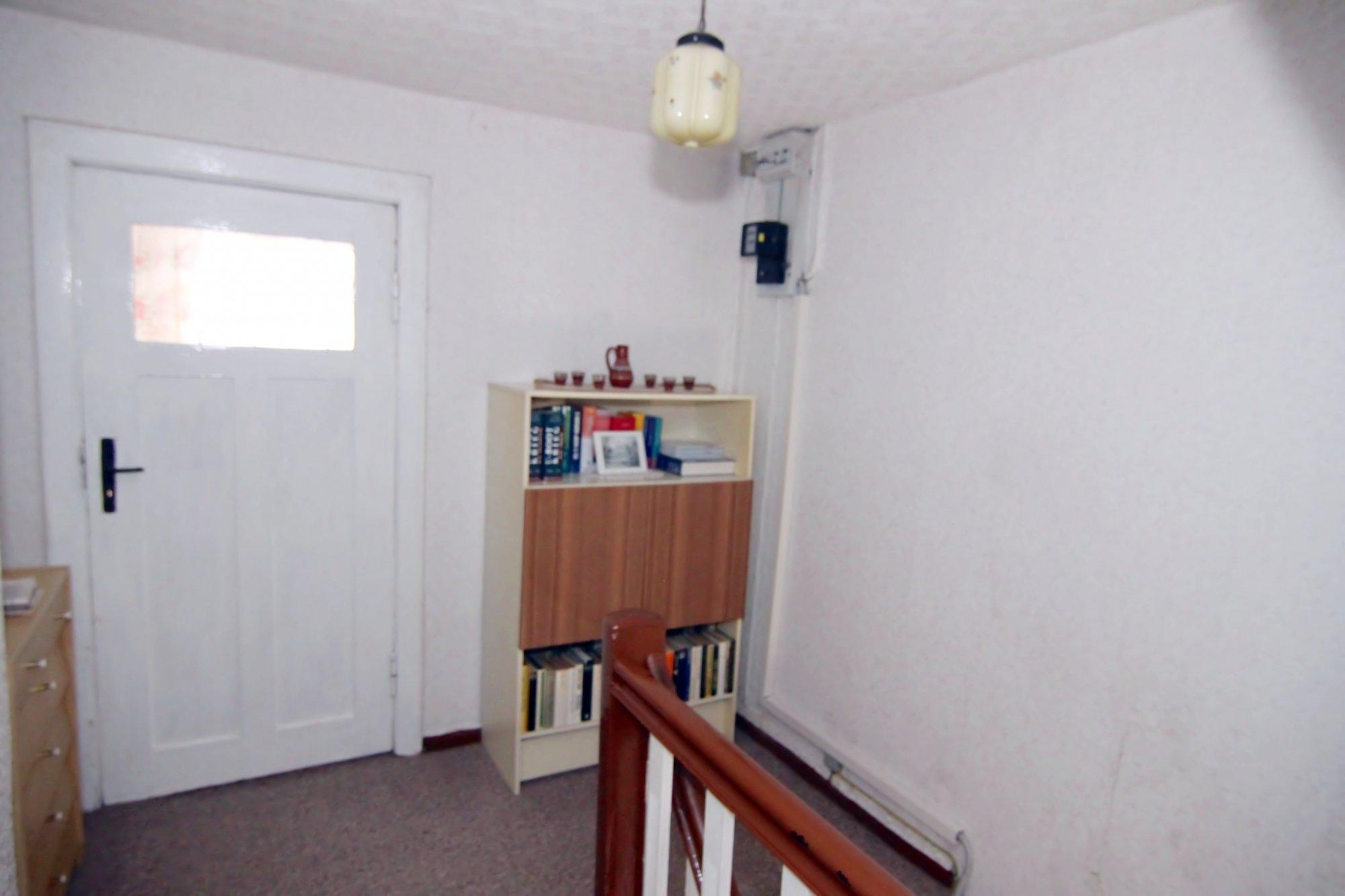 Flur im DG - Zugang zum kleinen Zimmer