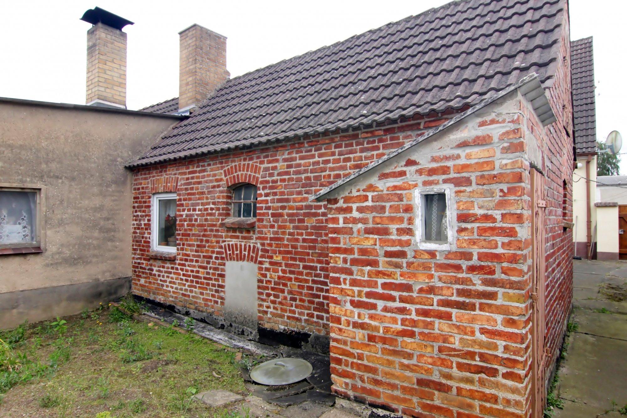 Nebengebäude - Rückansicht