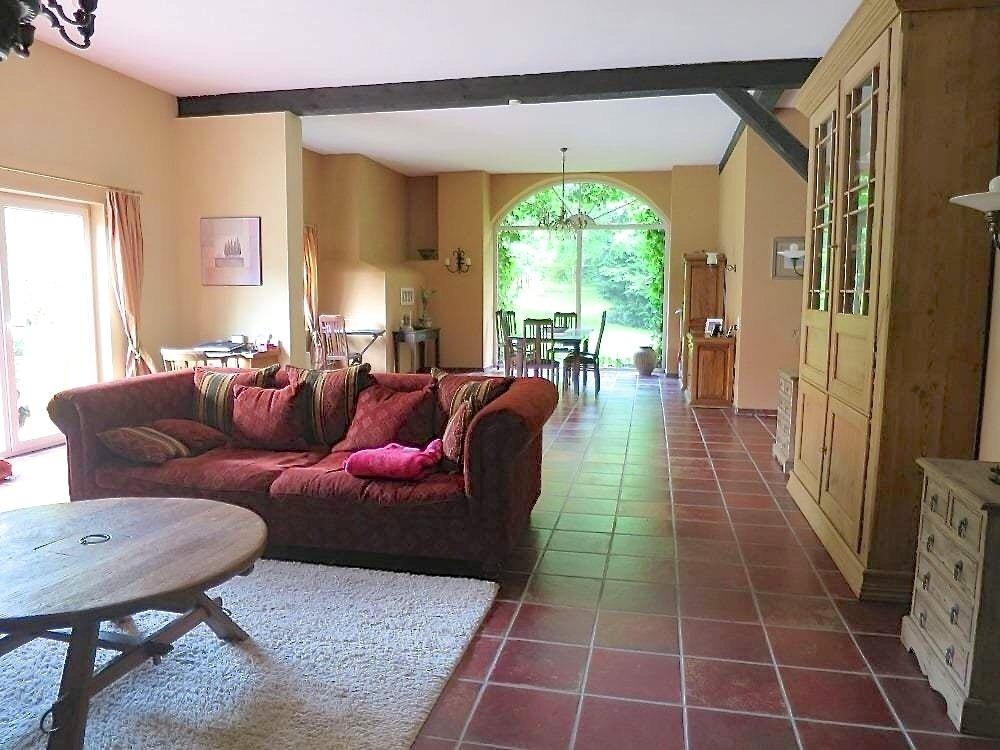 Das imposante Wohnzimmer ca. 76 m² - ein Traum !!
