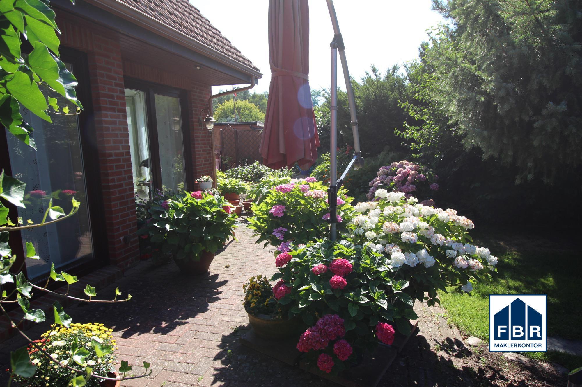 Terrassenblumen