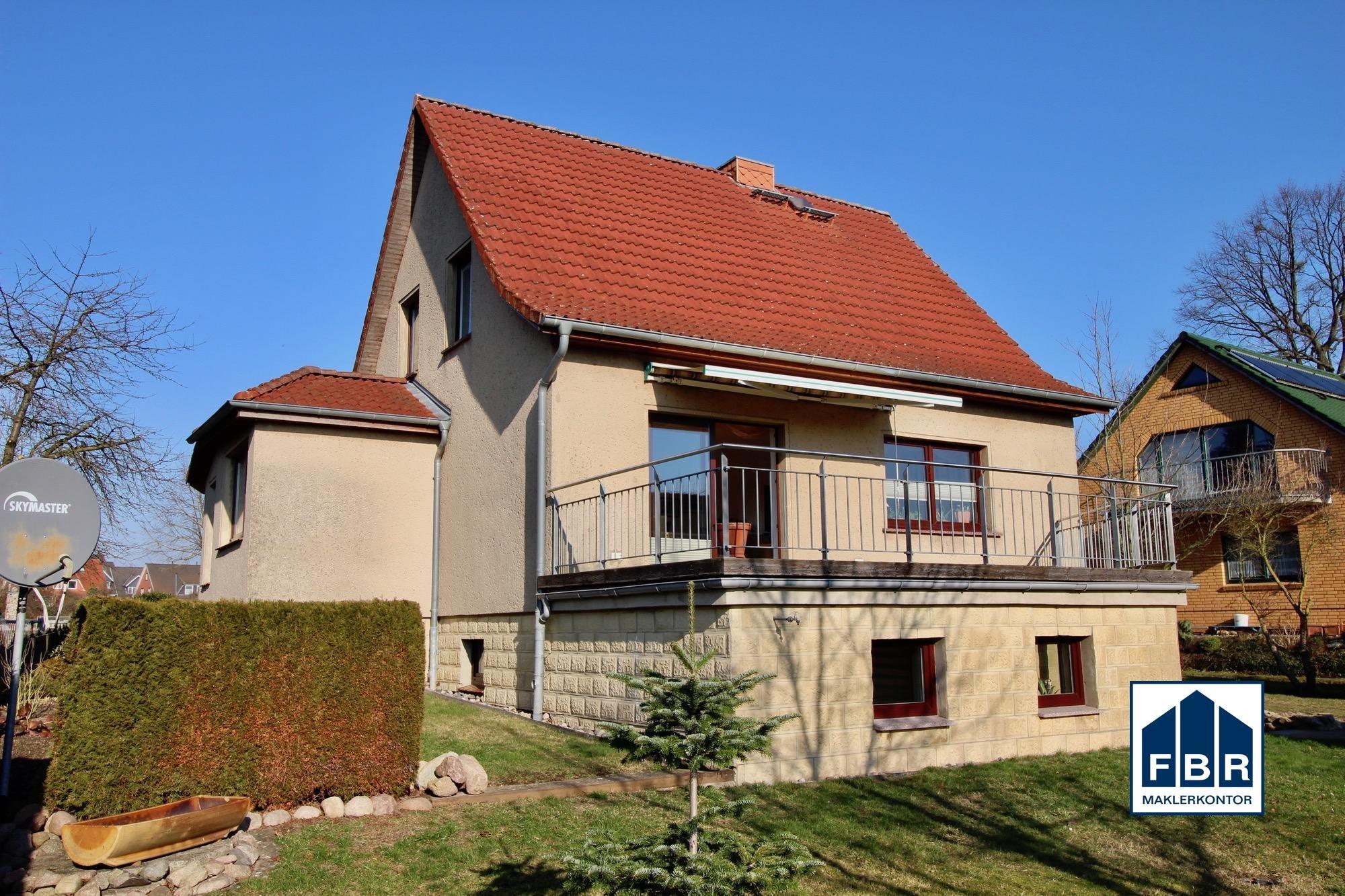 Modernes Eigenheim
