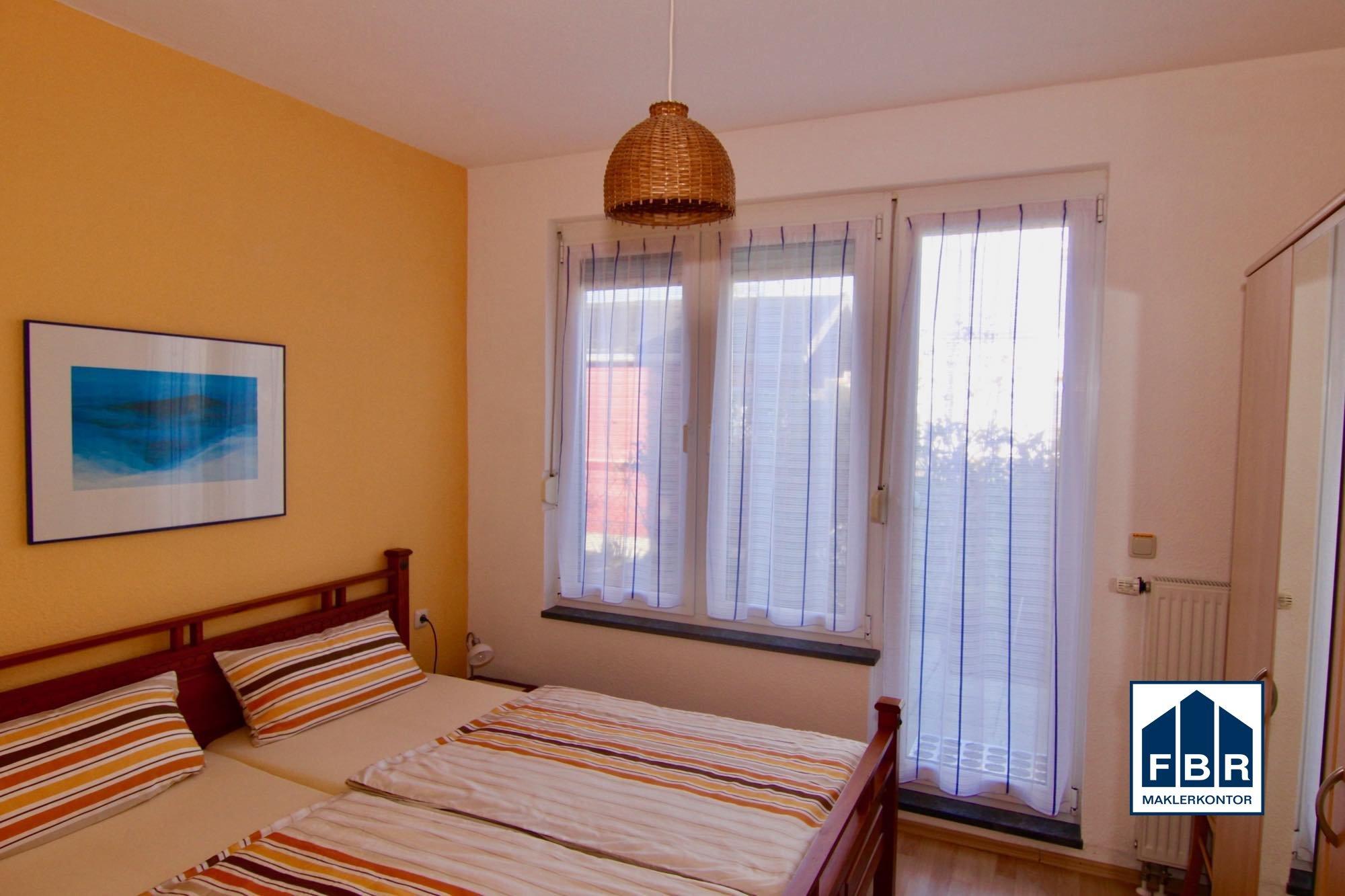 Schlafzimmer FeWo EG