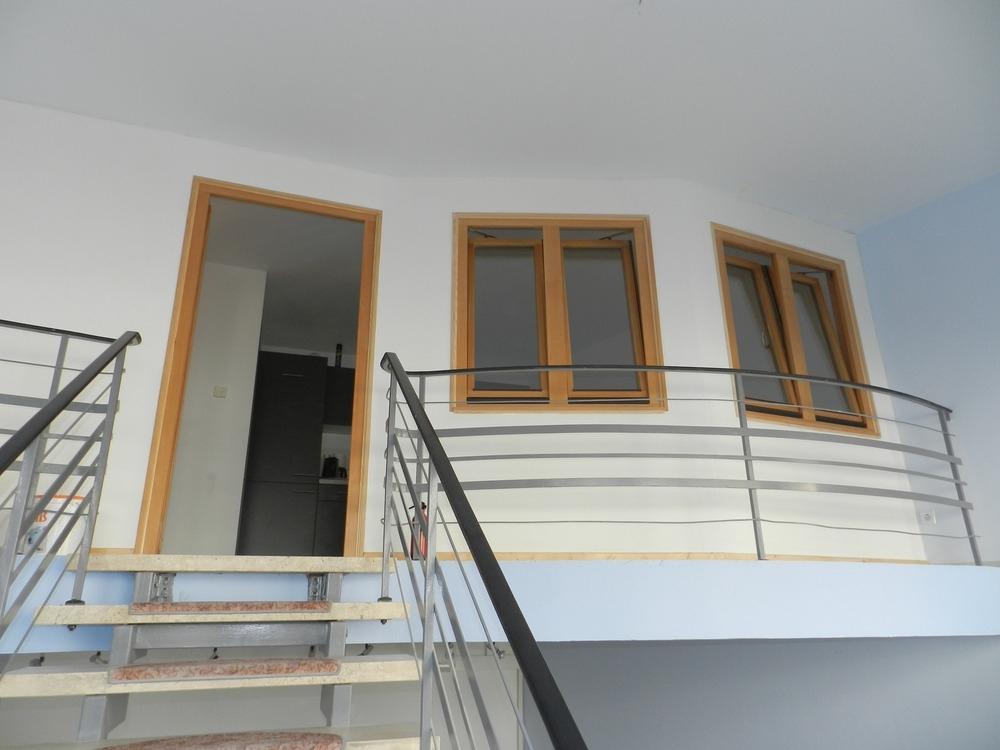 Treppenhaus 2 Küche