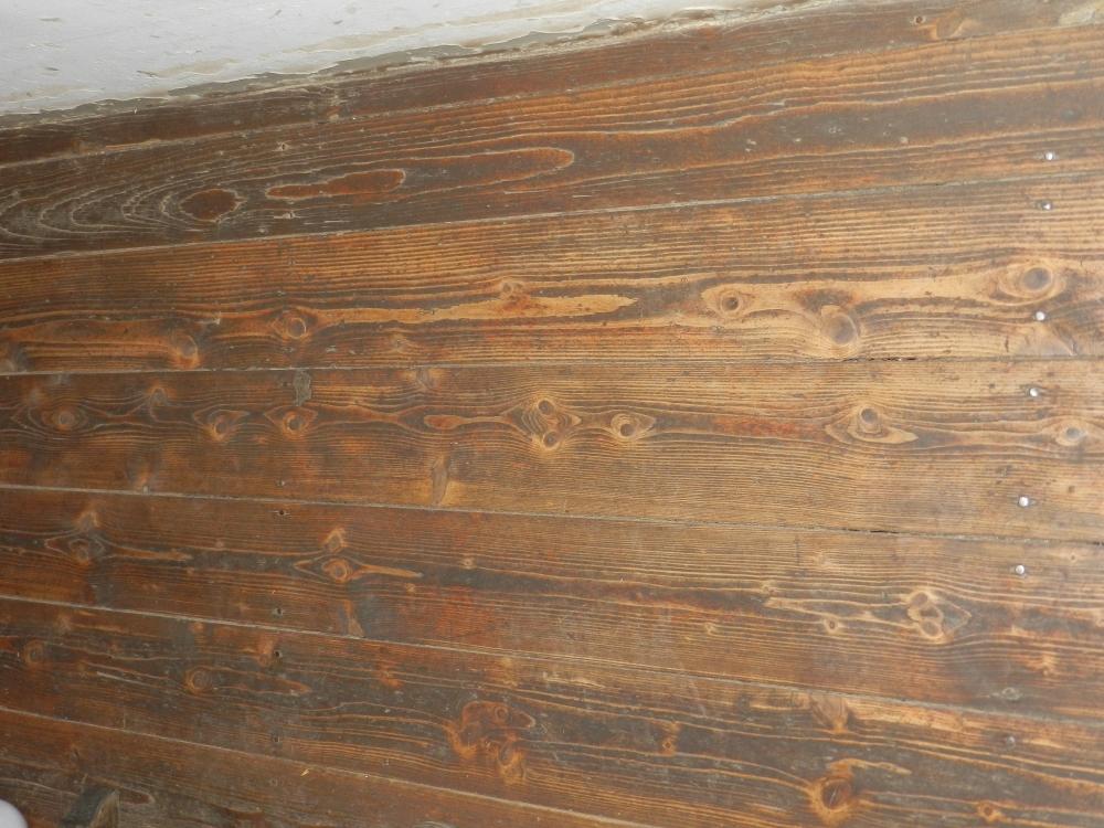 Holzdielenböden