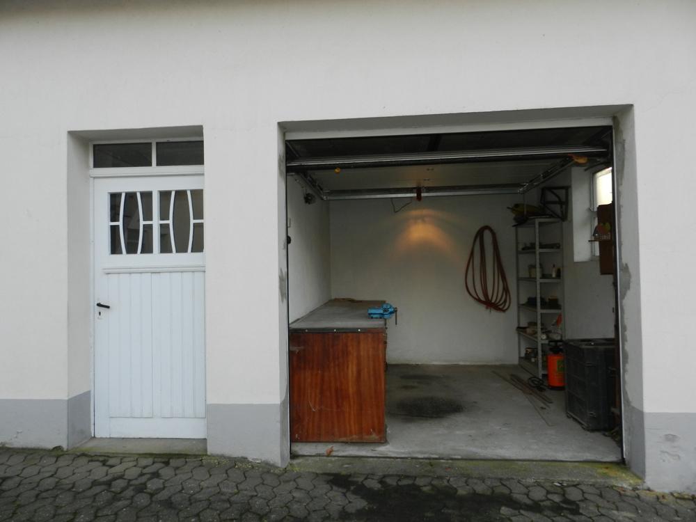 kleine Garagen