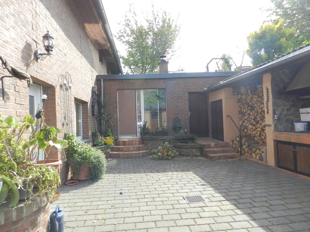 Innenhof/Terrasse