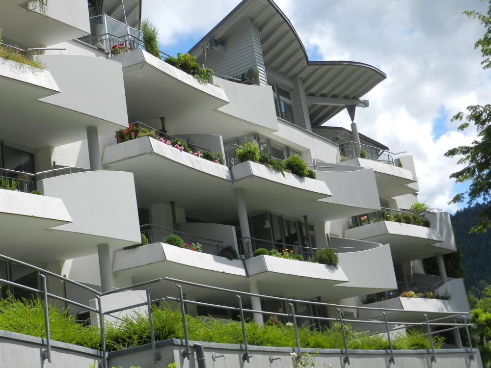 besondere Architektur