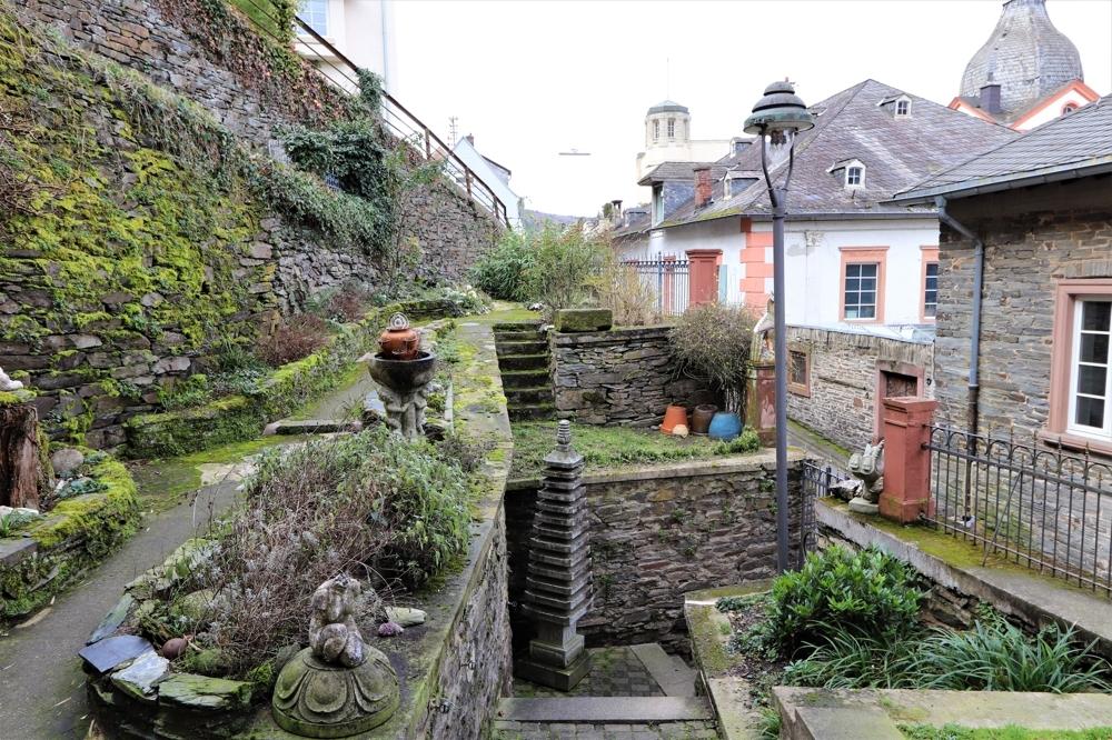 Garten/Zugang Grundstück