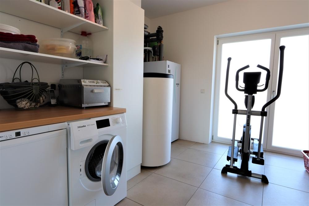 Haustechnik/Waschküche
