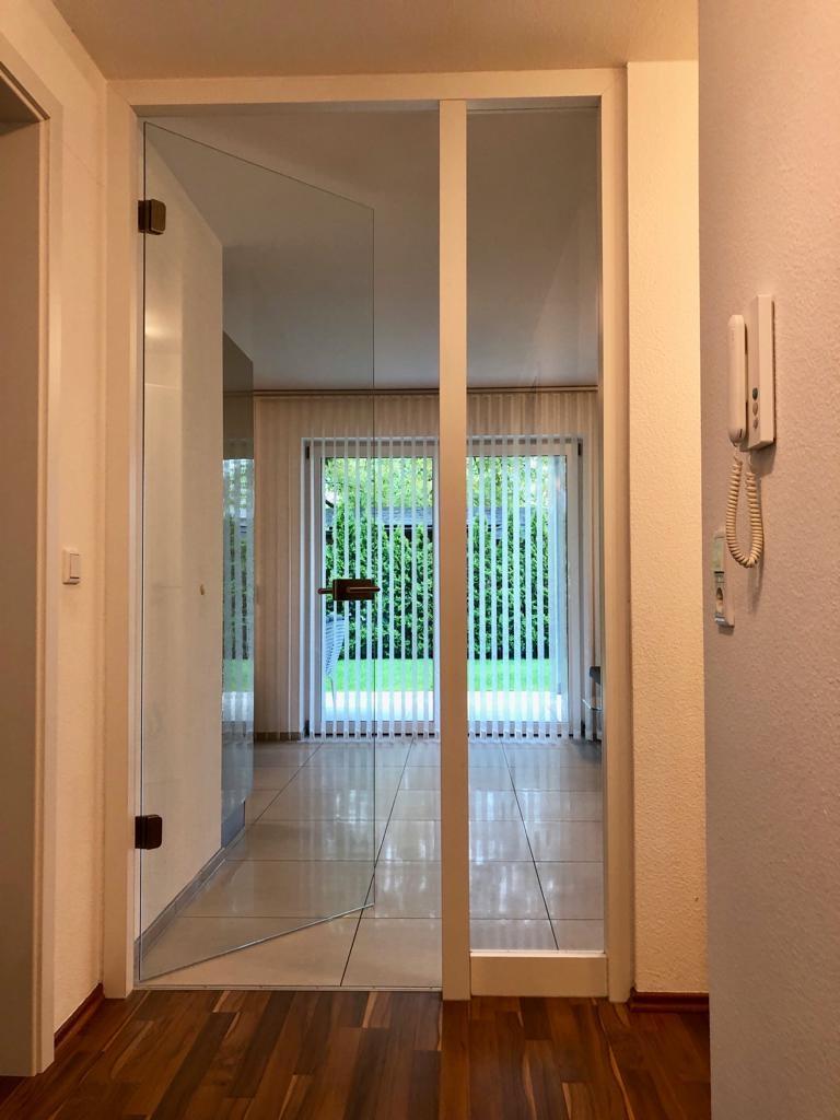 Flur-Eingang Wohnzimmer