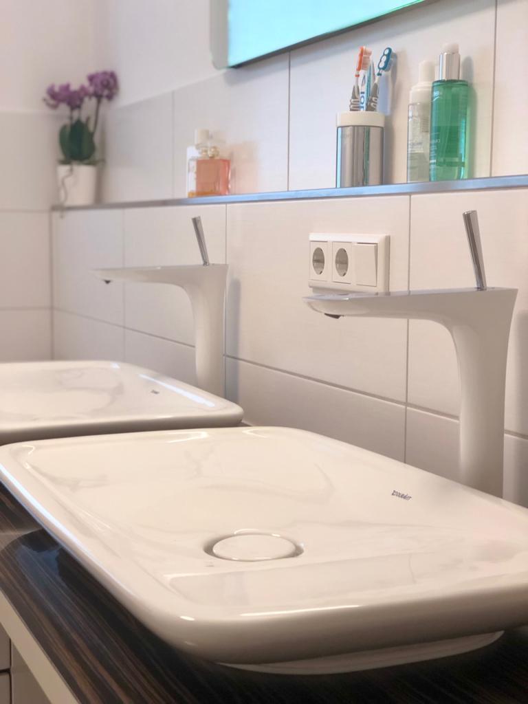 Bad Waschbecken