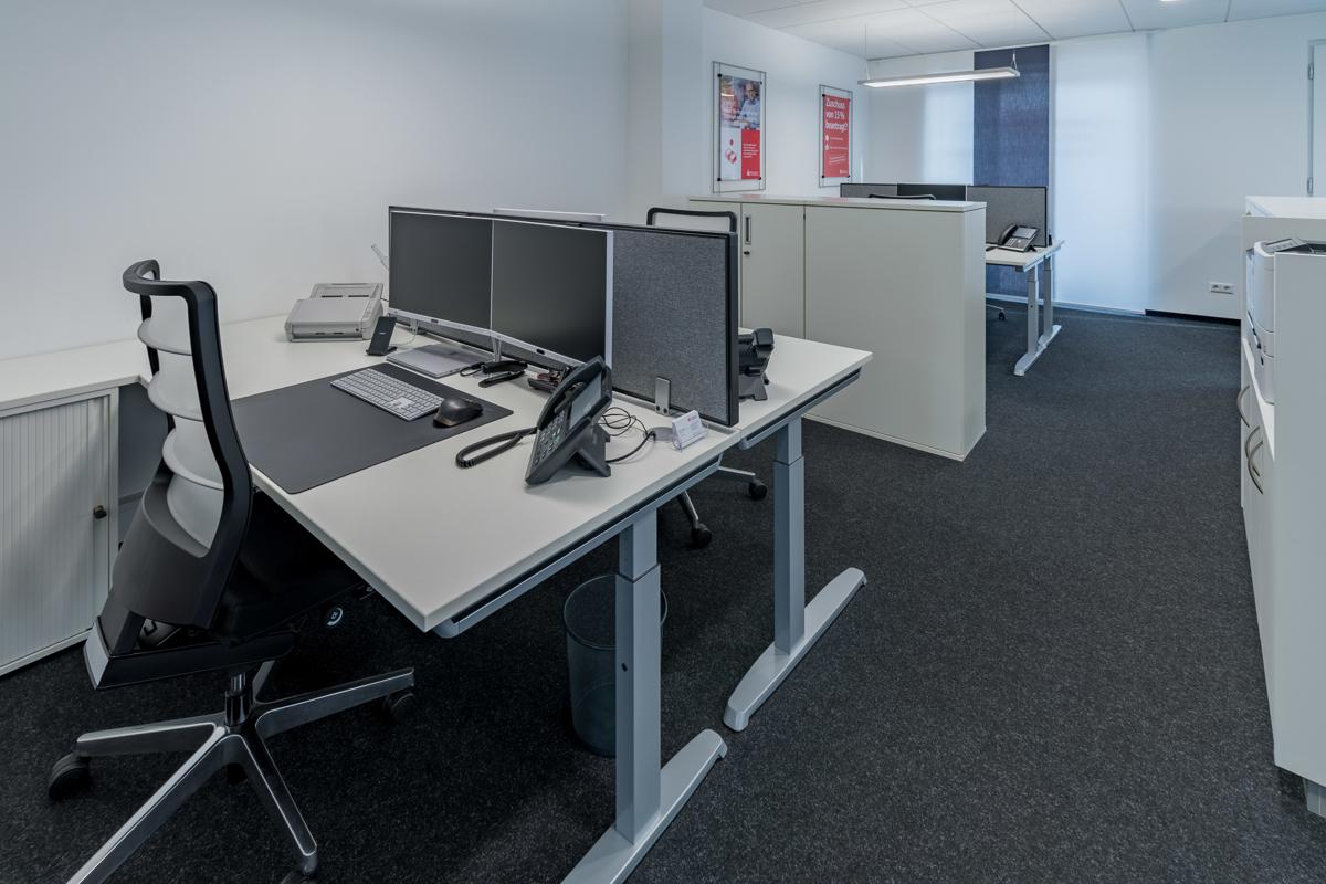 Bürobereich EG