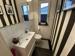 Gäste-WC Wohnung Obergeschoss
