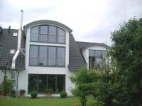 Rückansicht Haus