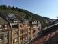 Blick aus der Wohnung zum Schloßberg