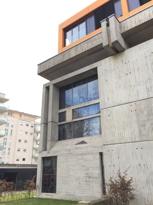 Das markante Herz des Bauwerks blieb weitestgehend erhalten.