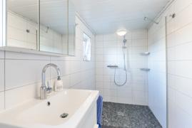 Duschbad Dachgeschoss Wohnung