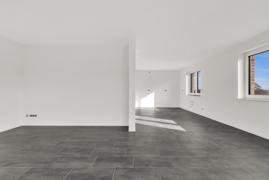 offene Küche-/Wohn-/Essbereich (Fotos stammen aus der linken DHH