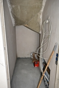 Abstellraum Treppe