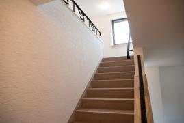 Treppe in Wohnbereich