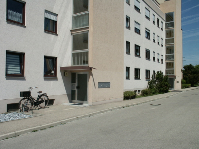 Eingang Hausnr. 2