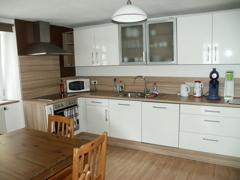 Moderne Küche im EG