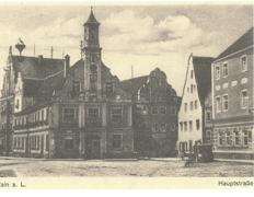 Rain am Lech 1930